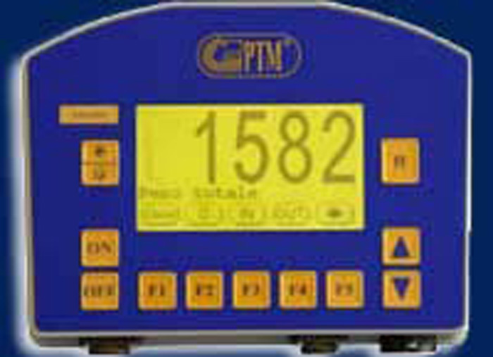 Programmable weighing computer PTM Graphic